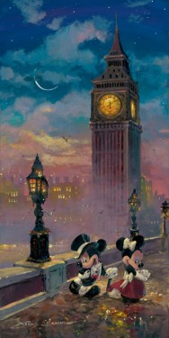 James Coleman - Mickey and Minnie in London