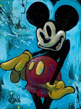 Disney Jim Salvati Art