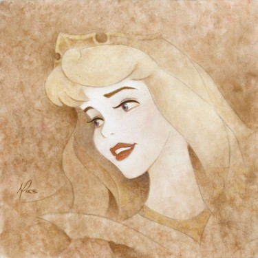 Mike Kupka - Sleeping Beauty Portrait