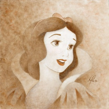 Mike Kupka - Snow White Portrait