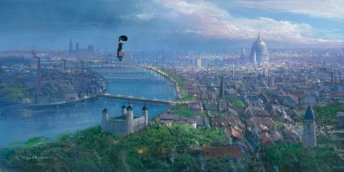 Peter Ellenshaw - Practically Perfect