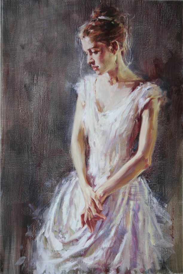 Andrew Atroshenko - Luminas - Oil on Canvas Original Painting