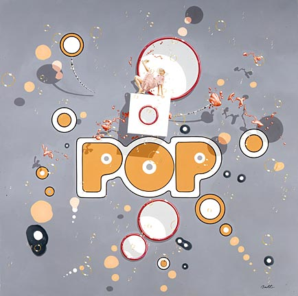 Philippe Bertho - Pop Fiction