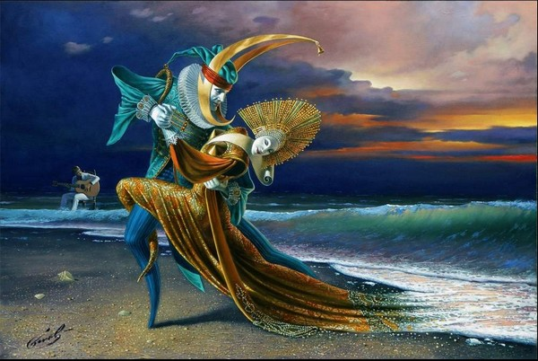 Michael Cheval Michael Cheval Art Paintings And Prints