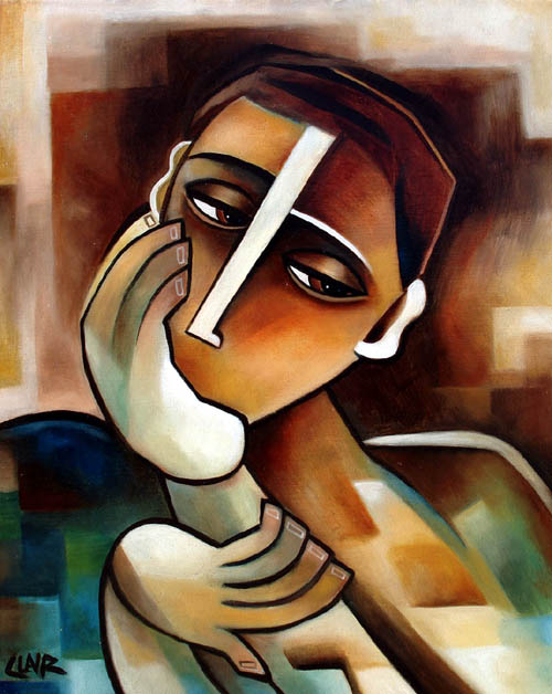 Stephanie Clair - A Momemt of Contemplation