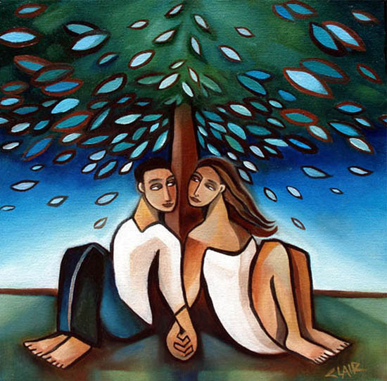 Stephanie Clair - BRANCHES OF LOVE