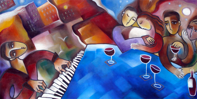 Stephanie Clair - Color of Music
