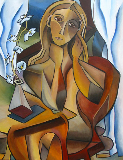 Stephanie Clair - Contemplation
