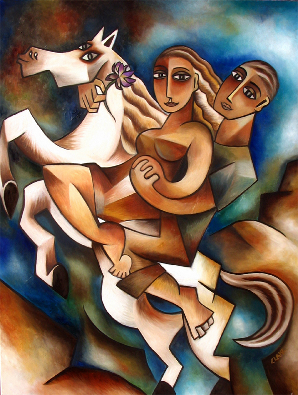 Stephanie Clair - Messengers of Peace