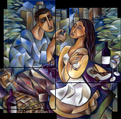 Stephanie Clair - The Picnic