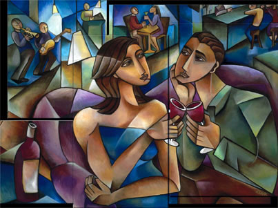 Stephanie Clair - The Toast