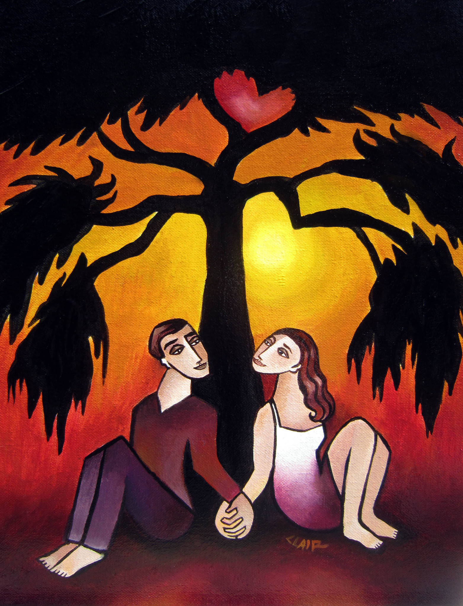 Stephanie Clair - TREE OF LOVE