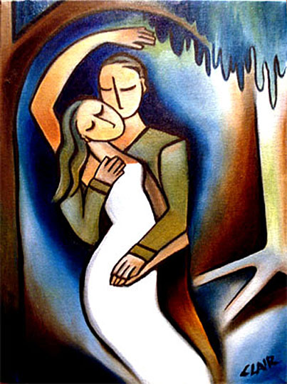 Stephanie Clair - Under the Kissing Tree