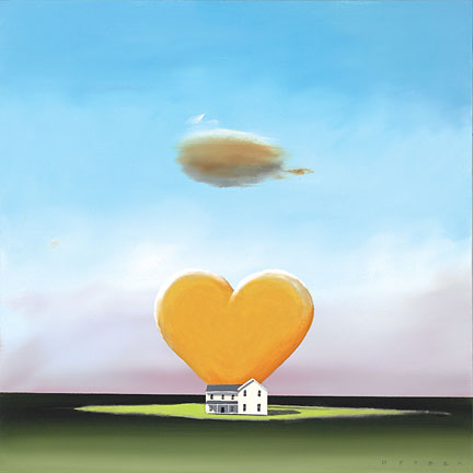 Robert Deyber - home is where the heart is