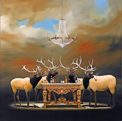 Robert Deyber - the stag party