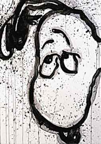 Tom Everhart - I can't believe my ears, darling - Limited Edition print