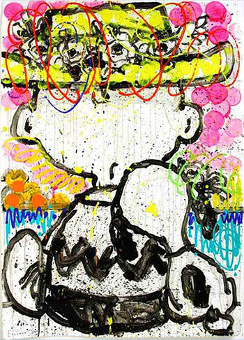 Tom Everhart - Mon Ami - Limited Edition print