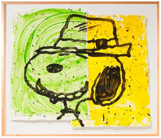 Tom Everhart - Player No 1 - Original Painting