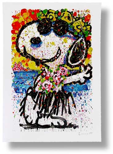 Tom Everhart - boom shaka laka laka - Limited Edition print