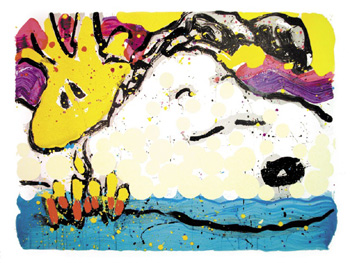 Tom Everhart - Bora Bora Boogie Bored - Limited Edition print