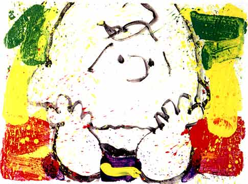 Tom Everhart - Call Waiting - Limited Edition print