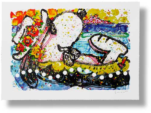 Tom Everhart - Chillin - Limited Edition print