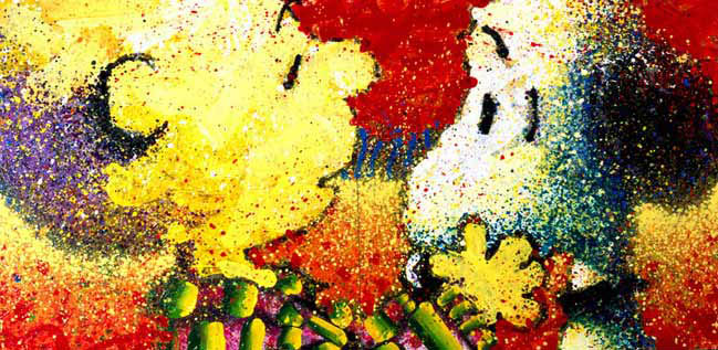 Tom Everhart - DOG BREATHE - Limited Edition print