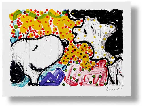 Tom Everhart - DRAMA QUEEN - Limited Edition print