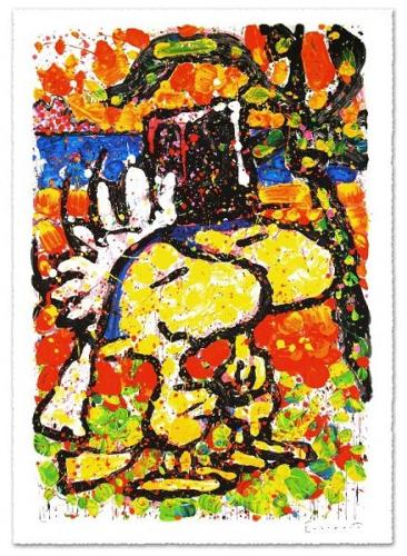 Tom Everhart - Hitched - Limited Edition print