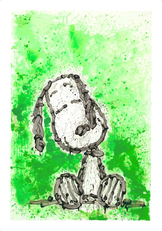 Tom Everhart - Gang Star Dreams - Homie Dreams Suite - Limited Edition print