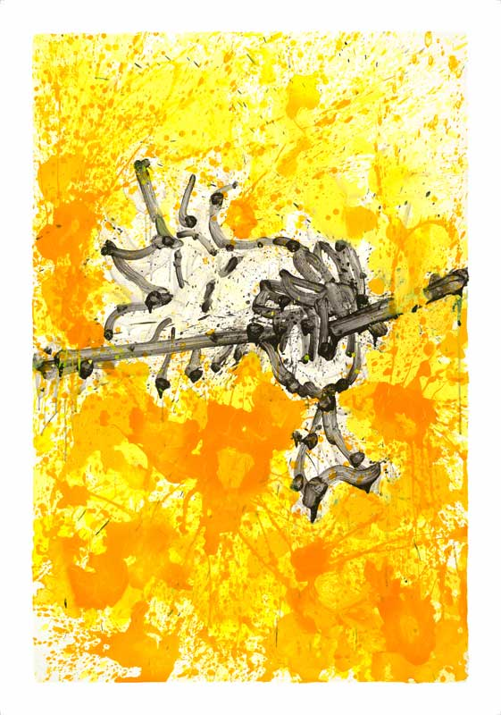 Tom Everhart - Mr. Big Stuff Dreams - Homie Dreams Suite - Limited Edition print