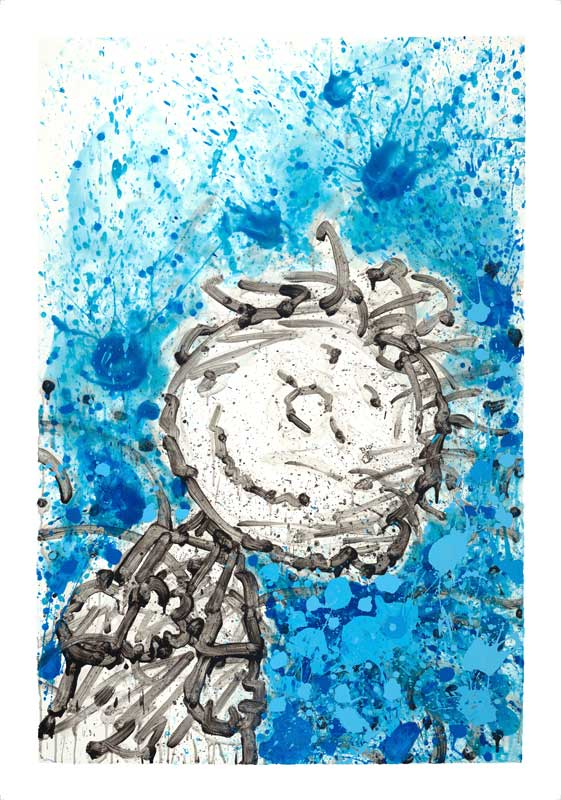 Tom Everhart - Samo Dreams - Homie Dreams Suite - Limited Edition print