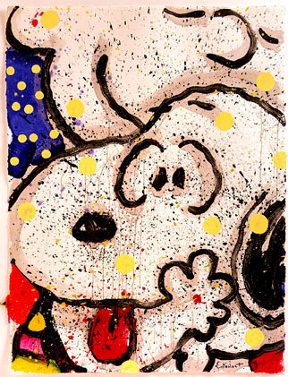 Tom Everhart - Main Squeeze - Limited Edition print