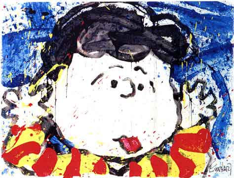 Tom Everhart - No Apologies - Limited Edition print