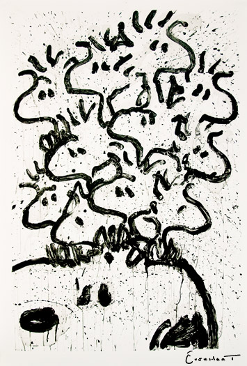Tom Everhart - PARTY CRASHERS - Limited Edition print