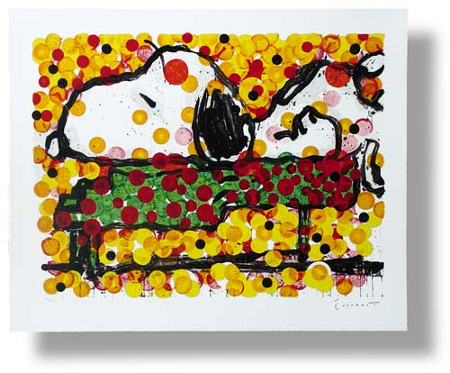 Tom Everhart - play that funky music - Limited Edition print