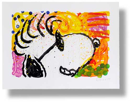 Tom Everhart - Pop Star - Limited Edition print