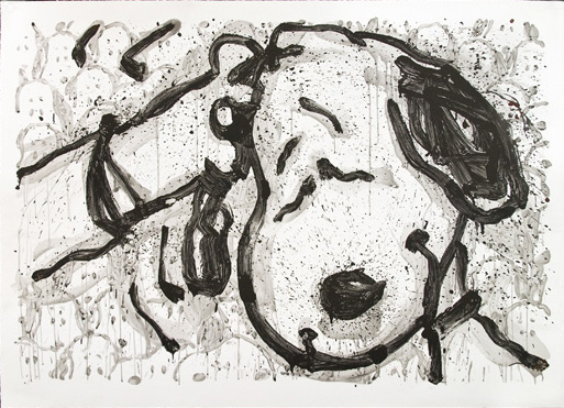 Tom Everhart - scratch - Limited Edition print