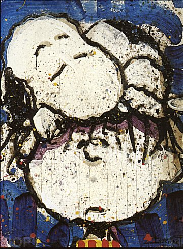 Tom Everhart - Sleepyhead - Limited Edition print