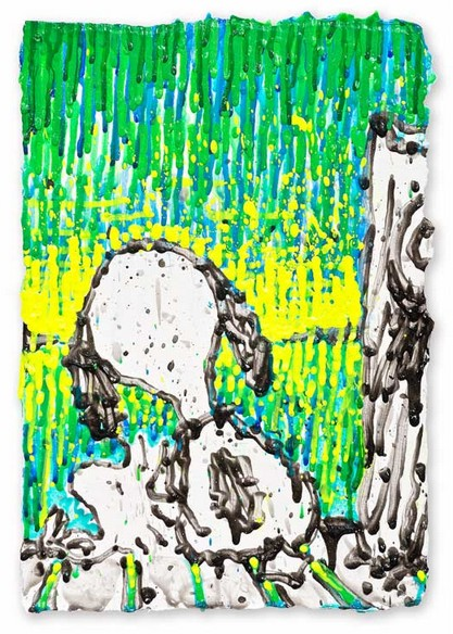 Tom Everhart - Coconut Couture - Starry Starry Night Suite - Limited Edition print