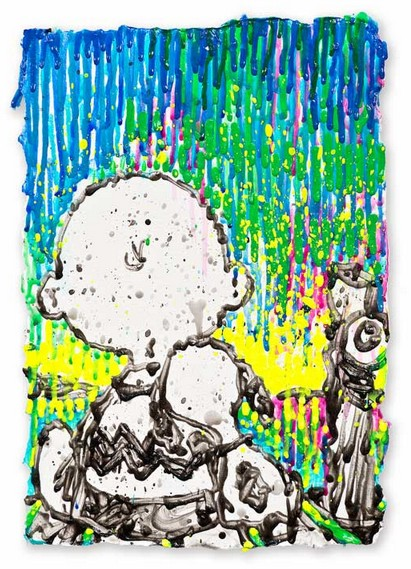 Tom Everhart - Coconut Fabulous - Starry Starry Night Suite - Limited Edition print