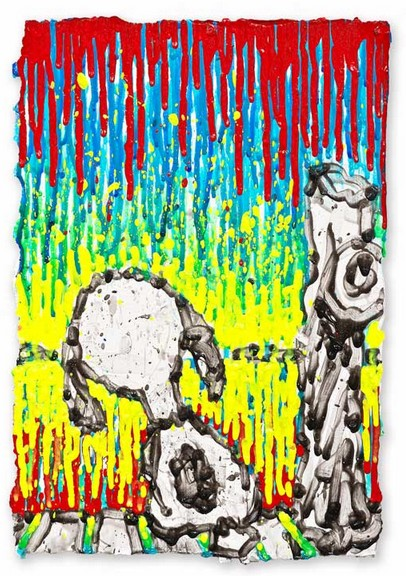 Tom Everhart - Twisted Coconut - Starry Starry Night Suite - Limited Edition print