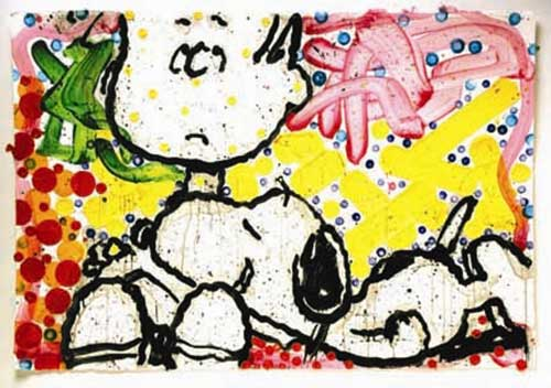 Tom Everhart - super sneaky - Limited Edition print