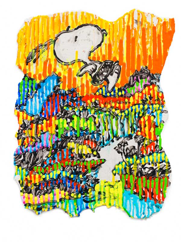 Tom Everhart - Fall - Superfly Suite - Limited Edition print