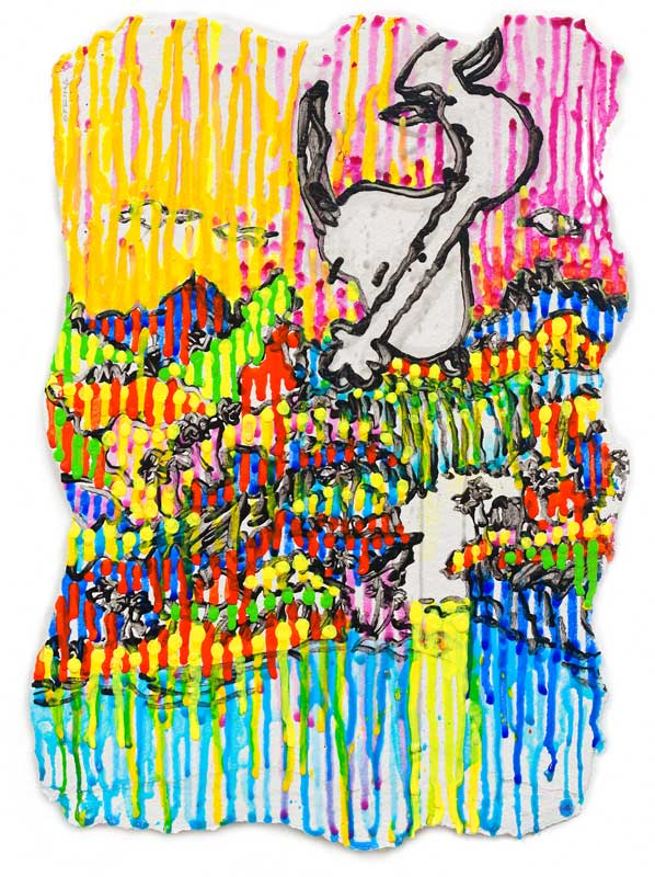 Tom Everhart - Spring - Superfly Suite - Limited Edition print