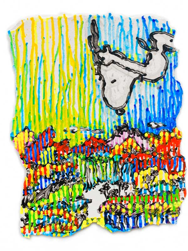 Tom Everhart - Summer - Superfly Suite - Limited Edition print