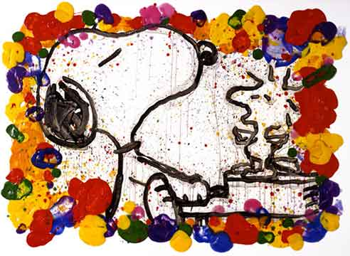 Tom Everhart - superstar - Limited Edition print