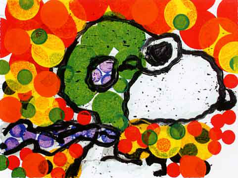 Tom Everhart - Synchronize My Boogie - Afternoon - Limited Edition print
