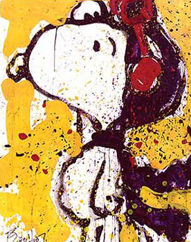 Tom Everhart - TO REMEMBER.... SALUTE - Limited Edition print
