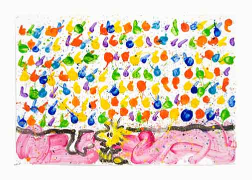Tom Everhart - Tweet Tweet - Limited Edition print